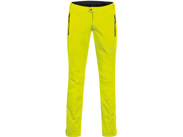 Gonso Bluff Active Pants Men safety yellow